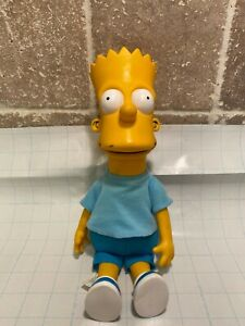 Vintage-Bart-Simpson-11-034-Plush-Doll-1990-20th-Century-Fox-Matt-Groening-Rare