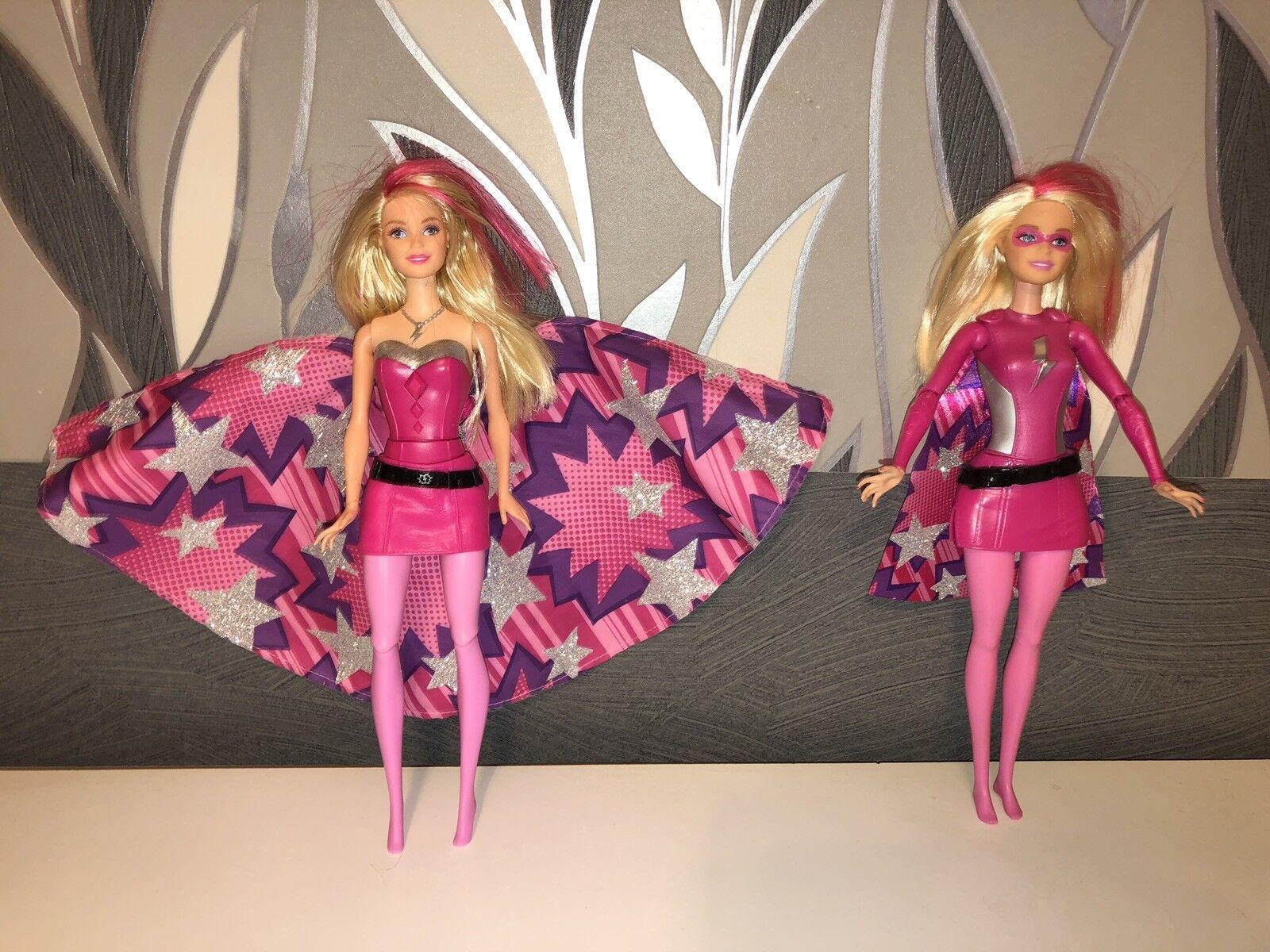 6 Barbie Puppen Paket Konvolut Fashionistas Set Super Prinzessin Dreamtopia Dreamtopia Dreamtopia Rosa 905588