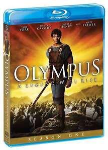 Nuevo-Olympus-temporada-uno-Conjunto-de-3-discos-Blu-ray