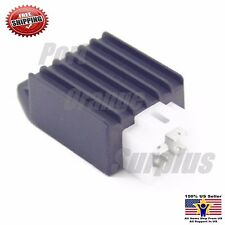 Chinese Scooter Voltage Regulator Rectifier 4-Prong GY6 50-150cc ATV