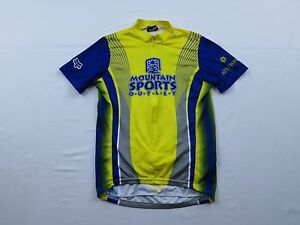 FOX Mountain Sports Outlet Keystone Bike Cycling Jersey Sz S Small ...