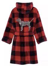 e0db416c16 item 3 Victoria s Secret PINK Bling Plush Hooded Robe SizeXs s -Victoria s Secret  PINK Bling Plush Hooded Robe SizeXs s