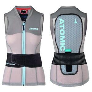 huge selection of f0b18 70221 Details zu Atomic Live Shield Vest Amid W M Rücken Protektor Weste  verstellbar UVP*199,95€