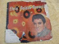 VINYL LP ELVIS PRESLEY ELVIS GOLDEN RECORDS