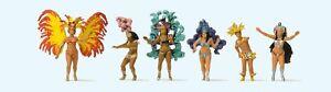 Preiser-24625-H0-Figuren-Samba-Tanzgruppe-1-87-Neu-OVP