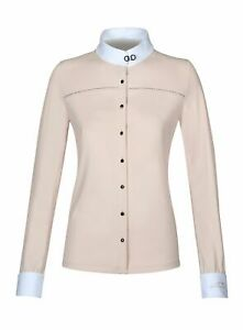 Equiline EAGLE Turnier SHIRT L/S in PINK POWDER (HW 19/20)