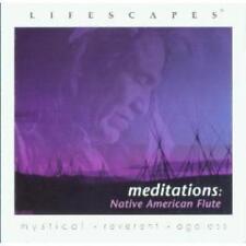 Jan Michael DeRuyter : Lifescapes - Meditations : Native American Flute (UK Impo