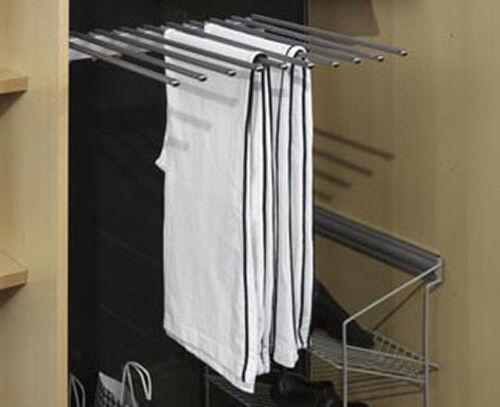 Staud Hosenhalter ausziehbar  für Kleiderschrank