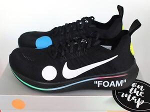 timeless design e2cd7 48119 Image is loading Nike-Off-White-Zoom-Fly-Mercurial-Flyknit-Virgil-