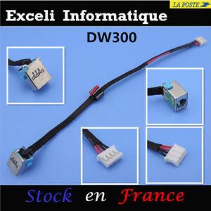 Packard-BELL-EasyNote-TS13-HR-823UK-dc-jack-socket-connecteur-de-cable-65W-fr