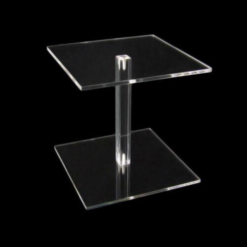 15x15cm 15 cm hoch 61303 Warenständer Dekosäule Vierkantsäule Dekoständer