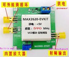 Max2620 590mhz Vco Module Rf Oscillator Clock Frequency Source Rf Source