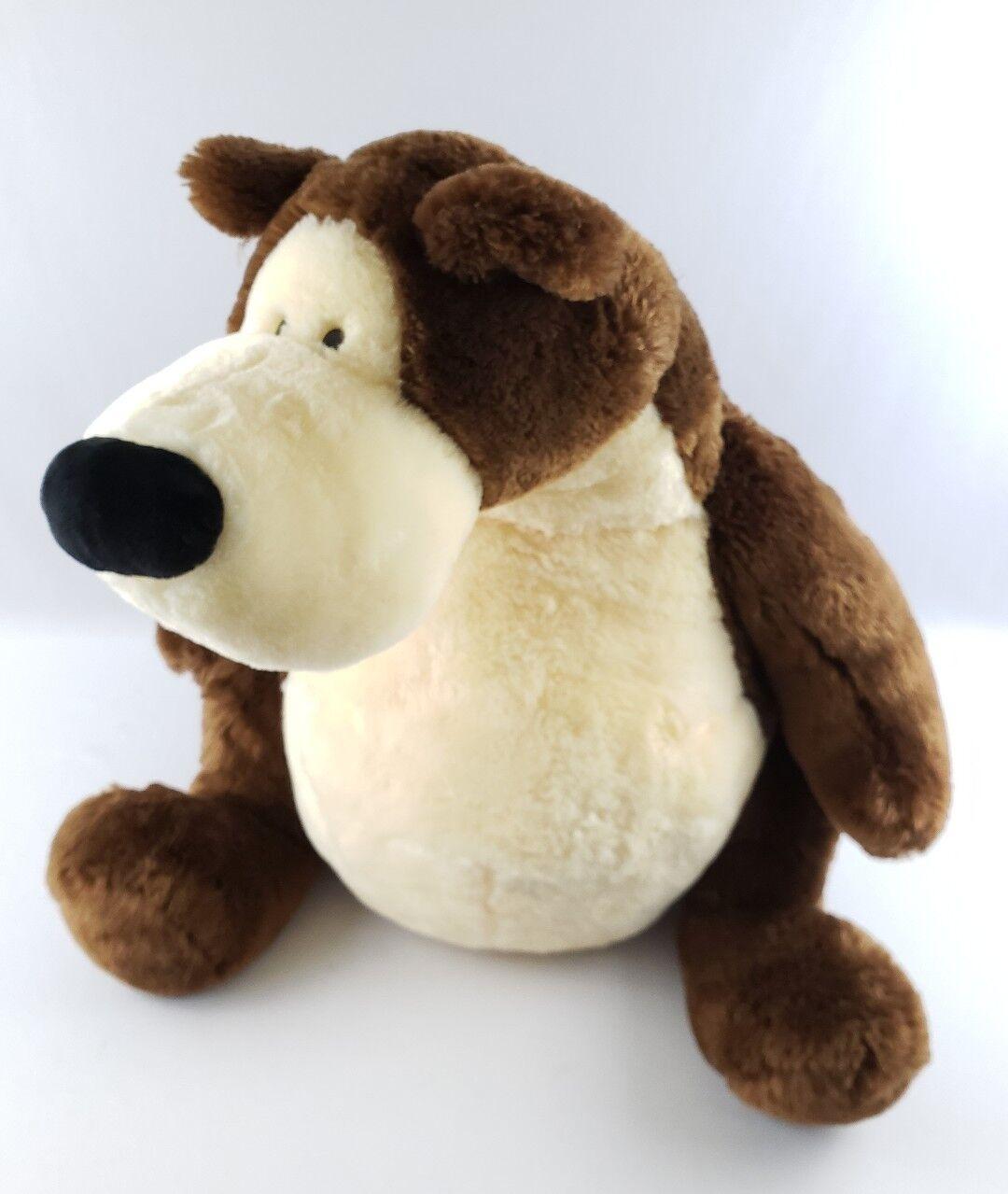 Jumbo Gund Goober Teddy Bear Plush Stuffed Animal Large