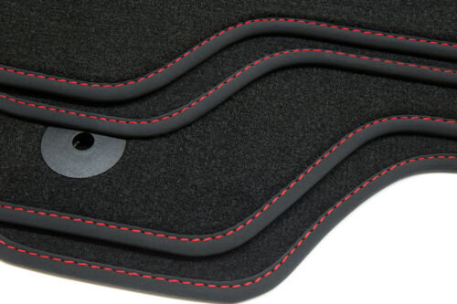 Exclusive Fußmatten für Seat Leon 1M Toledo 1M FR Cupra Bj 1999-2005