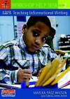 A Quick Guide to Teaching Informational Writing, Grade 2 by Marika Paez Wiesen (Paperback / softback, 2012)