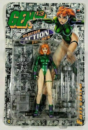 GEN13 Wildstorm figurine Fairchild