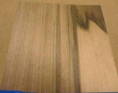 "Karelian Birch wood veneer 4.5/"" x 7/"" raw no backing 1//42/"" thickness /""A/"" grade"