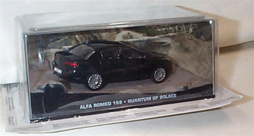 James bond 007 Alfa Romeo 159 Quantum of Solace New in Sealed outer