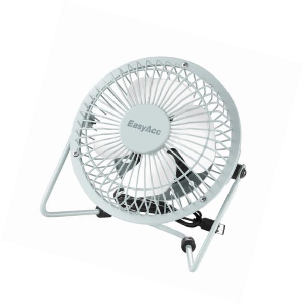Buy Easyacc Mini Usb Silent Metal Fan Perfect For Laptop Notebook