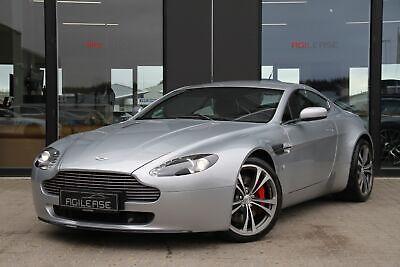 Annonce: Aston Martin V8 Vantage 4,3 Cou... - Pris 0 kr.