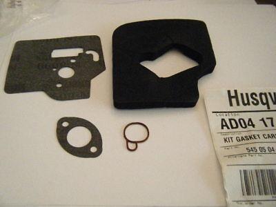 125 L Husqvarna 545050402 String Trimmer Carb Gasket Kit 125 C 125 E