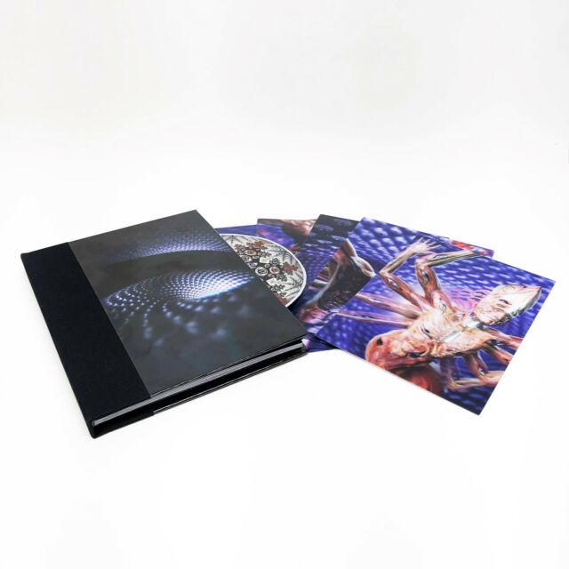 TOOL - FEAR INOCULUM - CD BOX con 5 cards NUOVO SIGILLATO LIMITED EDITION