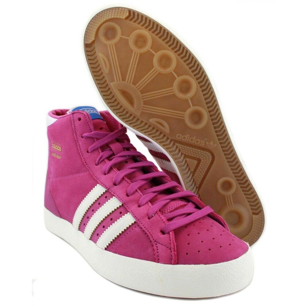 Adidas Originals Basket Profi W Suede 1970's Retro Q23188 Pink EU 37 1 3  UK 4.5