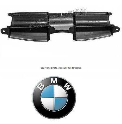 NEW BMW E90 E91 E92 E93 Air Filter Housing Duct to Radiator Air Duct Genuine New