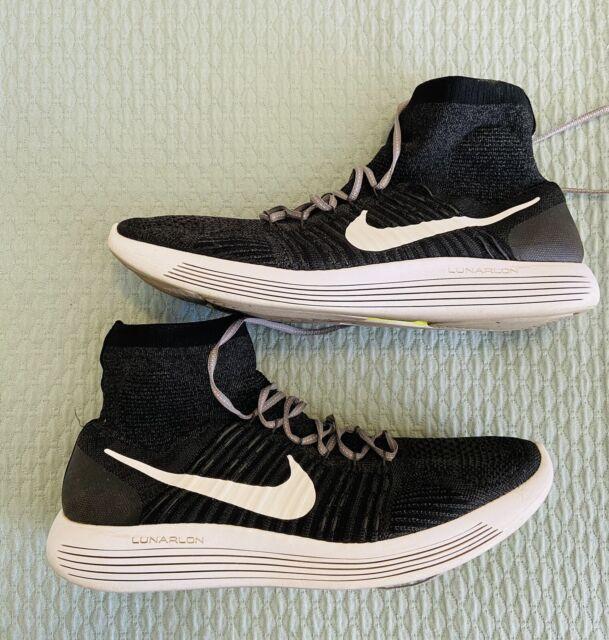 Nike Lunarepic Flyknit Men's Running Shoes Size 14- RARE