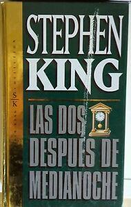 Las-Dos-Despues-de-Medianoche-Stephen-King-Libro