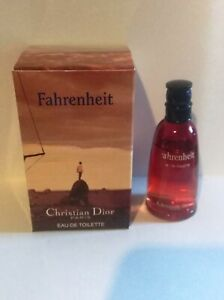 Miniatura-Dior-FAHRENHEIT-2-EDT-10ml-mini-perfume