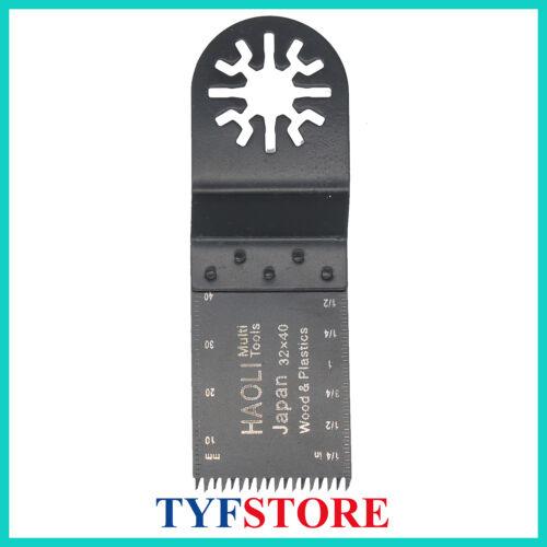 65x Mix  Oscillating Multi Tool Saw Blade for Bosch Fein Makita Milwaukee Ryobi