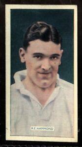 Tobacco-Card-Carreras-POPULAR-FOOTBALLERS-1936-HE-Hammond-Fulham-7