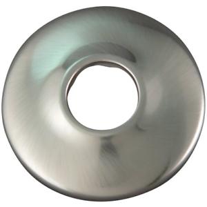 Plumb Pak K91BN Keeney Shallow Flange for 1//2-Inch IPS Brushed Nickel