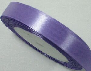 5-metres-x-Single-Sided-Satin-Ribbon-15mm-or-5-8-034-Lavender-21-NEW