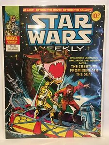 Star-Wars-Weekly-22-F-VF-Marvel-Comics-UK-Magazine-1978