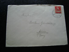SUISSE - enveloppe 3/4/1934 (cy61) switzerland