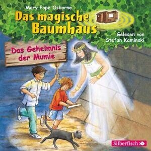 DAS-MAGISCHE-BAUMHAUS-DAS-GEHEIMNIS-DER-MUMIE-BD-POPE-OSBORNE-MARY-CD-NEW
