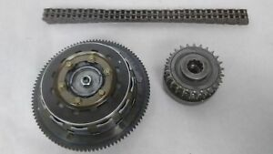 HARLEY-88-1450-PRIMARY-GEARS-CHAIN-COMPENSATOR-COMPLETE-CLUTCH-37802-04A