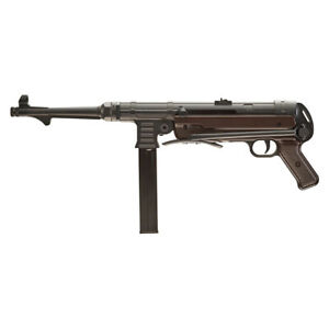 Umarex Legends MP40 CO2-Powered, .177 Caliber Steel BB Submachine Gun