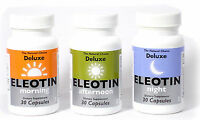 Eleotin Gold Capsules Diabetic Natural Treatment + 10.00 Certificate 1 Month