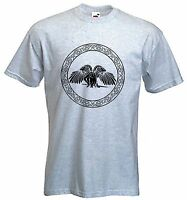 CELTIC ANGEL T-SHIRT - Pagan Druid Wicca Goth Gothic -Choice Of Colours FREE P&P