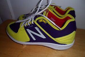 NWT-149-99-NEW-BALANCE-3000V3-C3000LM3-Baseball-Cleats-FANTOM-FIT-Men-12-D