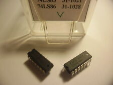 GD74LS86.GS. (2PCS). NEW Old Stock