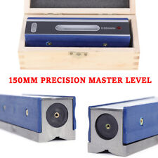 New 6 Precision Master Level Bar Lvel 002mmm Accuracy For Machinist Tool Us