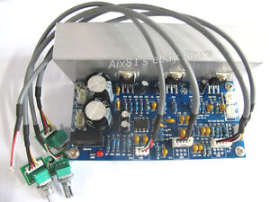 TDA2030A-2-1-three-channel-subwoofer-amplifier-board-finished-board-NE5532