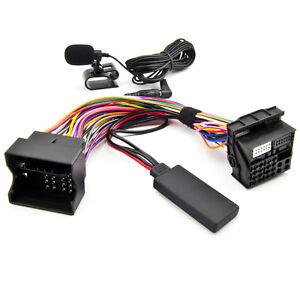 Bluetooth-Adapter-Aux-Opel-Astra-Corsa-CD30MP3-CDC40-Musik-Freisprecheinrichtung