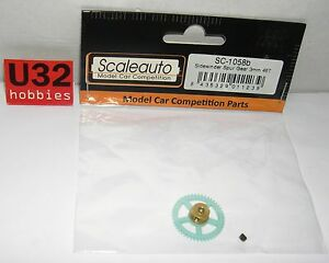 Industrious Scaleauto Sc-1058b Krone 46d Kreuz M50 Nylon Procomp Rs Achse 3mm Relieving Heat And Thirst. Spielzeug