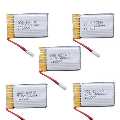 New 3.7V 600mAh 25C Lipo Battery for Syma X5C X5C-1 RC Quadcopter Helicopter