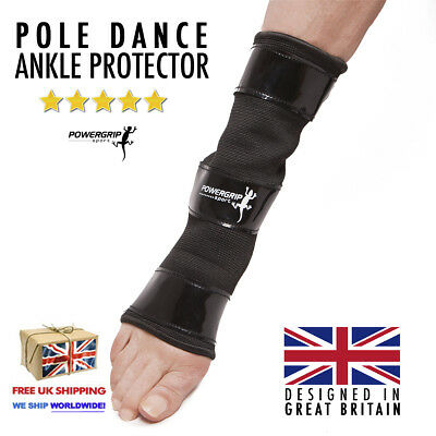 Ehrlich Pole Dance Ankle Protectors With Tack | Extra Grippy | Pole Fitness | Aerial